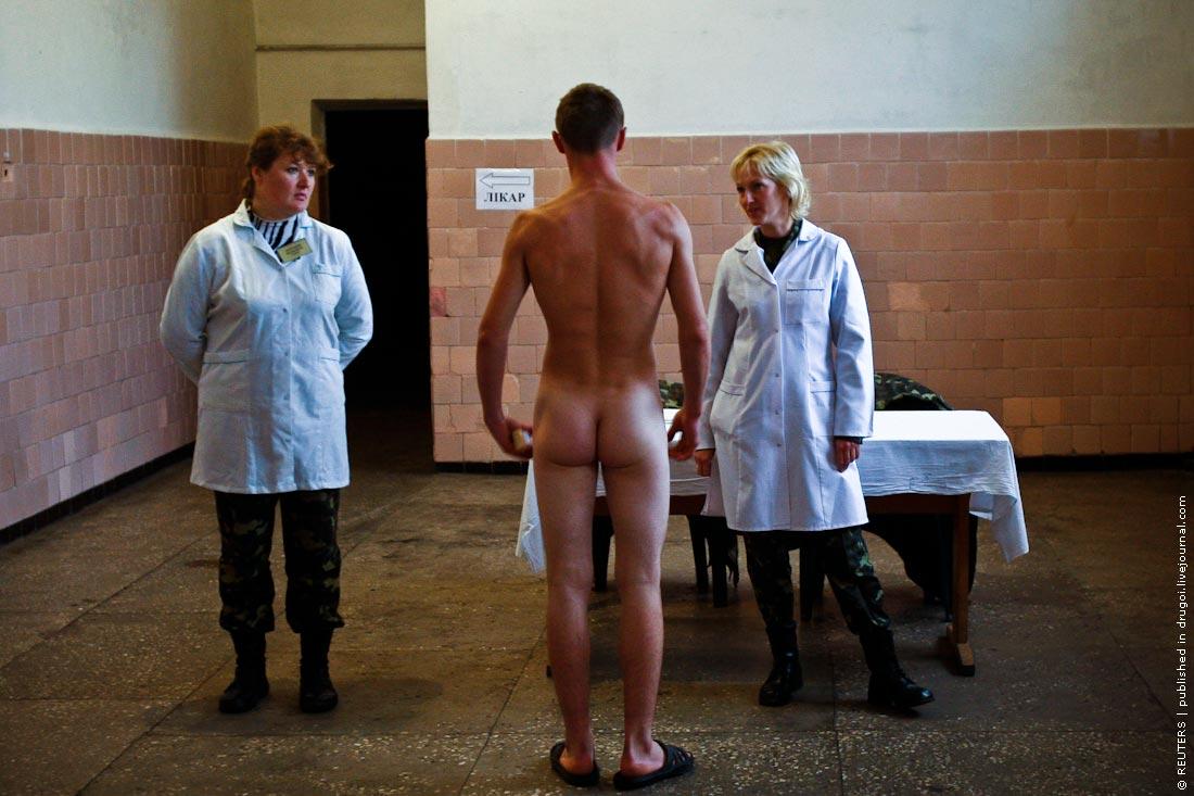 medosmotr-golih-prizivnikov